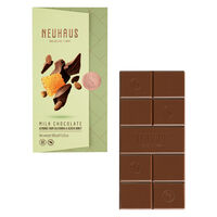 Milk Chocolate with Almonds & Honey Tablet