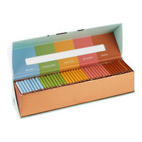 Carre Pencil Box All Milk