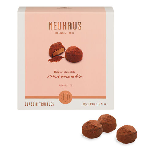 Belgian Chocolate Moments Classic Truffles 150g image number 01