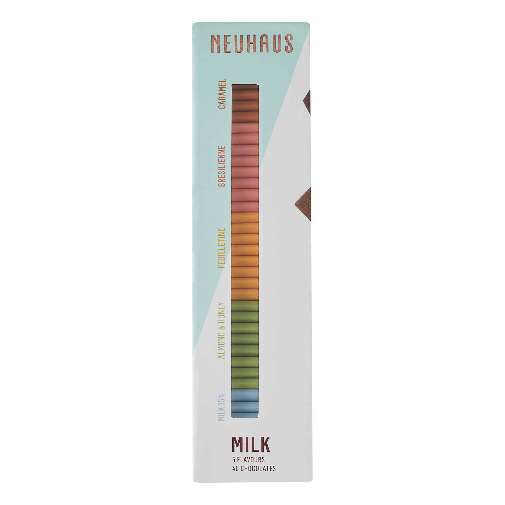 Carre Pencil Box All Milk image number 21