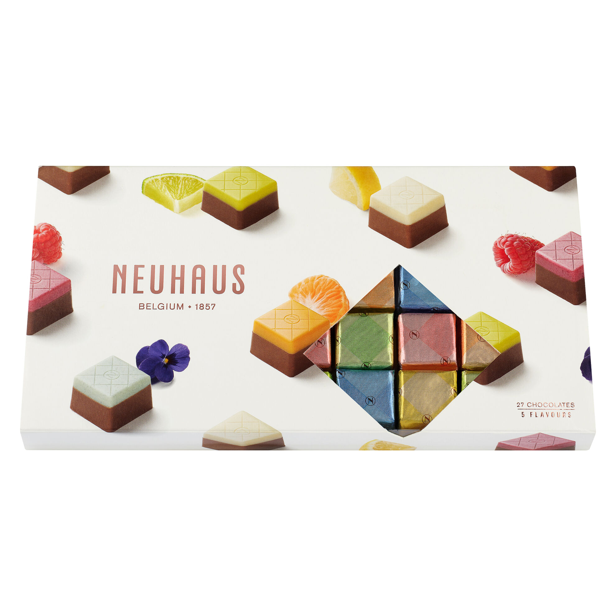 Duo Chocolate BonBons for Sharing 27 pcs image number 11