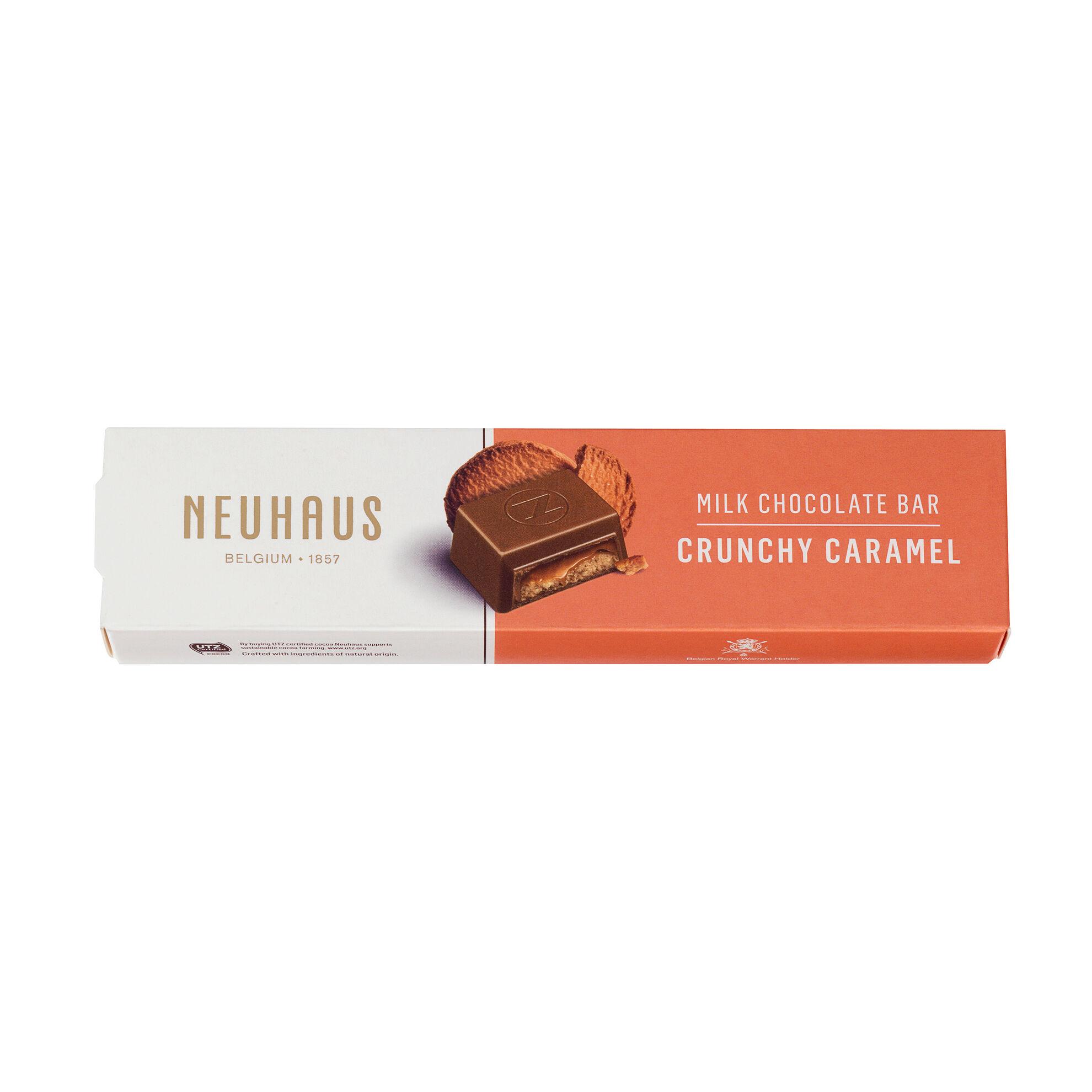 Milk Chocolate Crunchy Caramel Bar image number 11