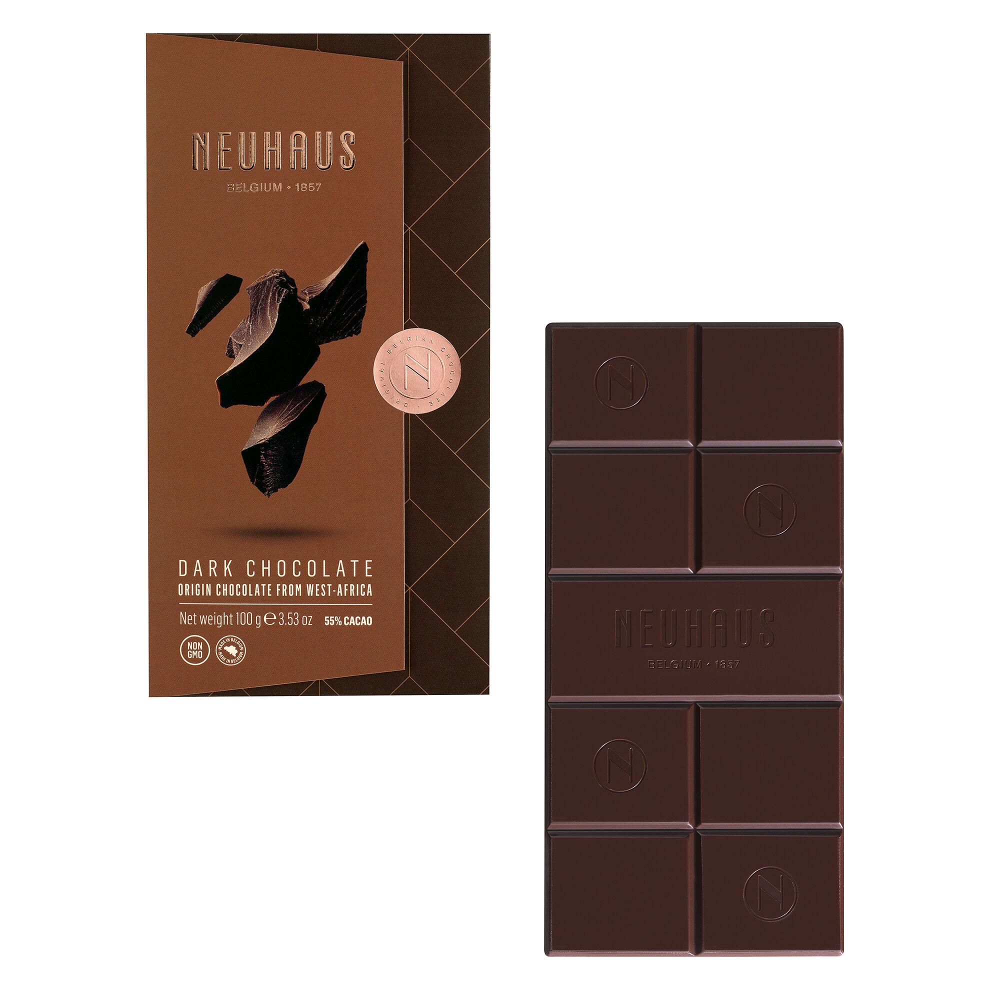 Dark Chocolate 52% Tablet image number 01