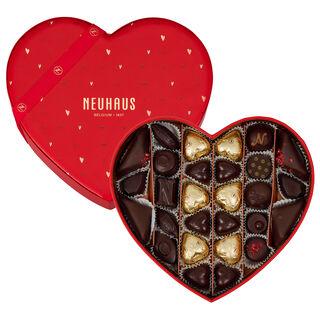 Neuhaus Valentine Chocolate Heart All Dark 27 pcs
