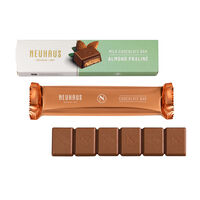 Milk Chocolate Almond Praliné Bar