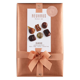 Neuhaus Classic Assortment Ballotin 34 pcs