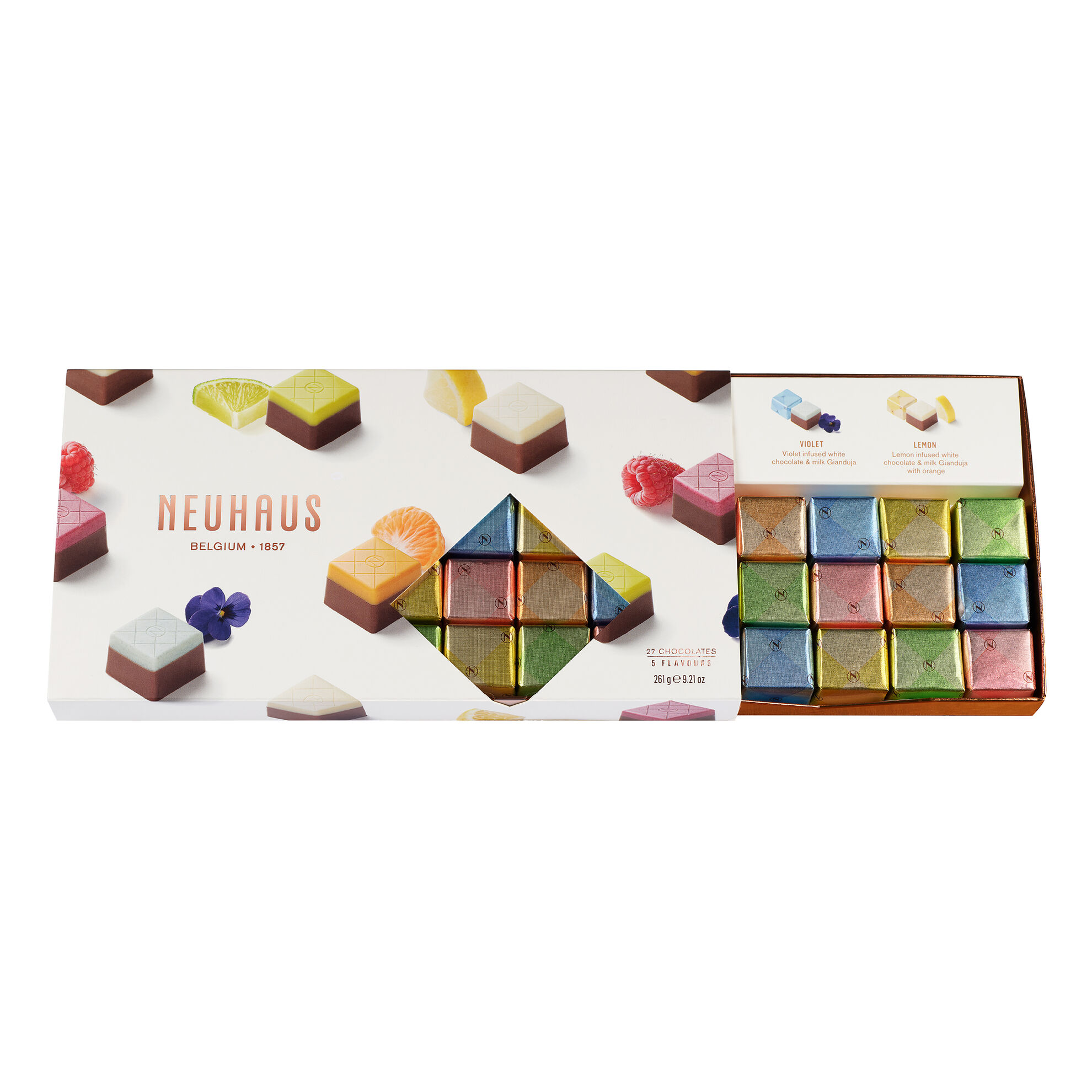 Duo Chocolate BonBons for Sharing 27 pcs image number 21