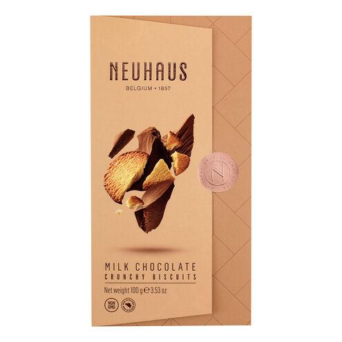 Milk Chocolate Crunchy Cookies Tablet image number 11