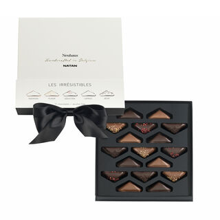Irrésistibles Natan Luxury Chocolate Gift Box 17 pcs