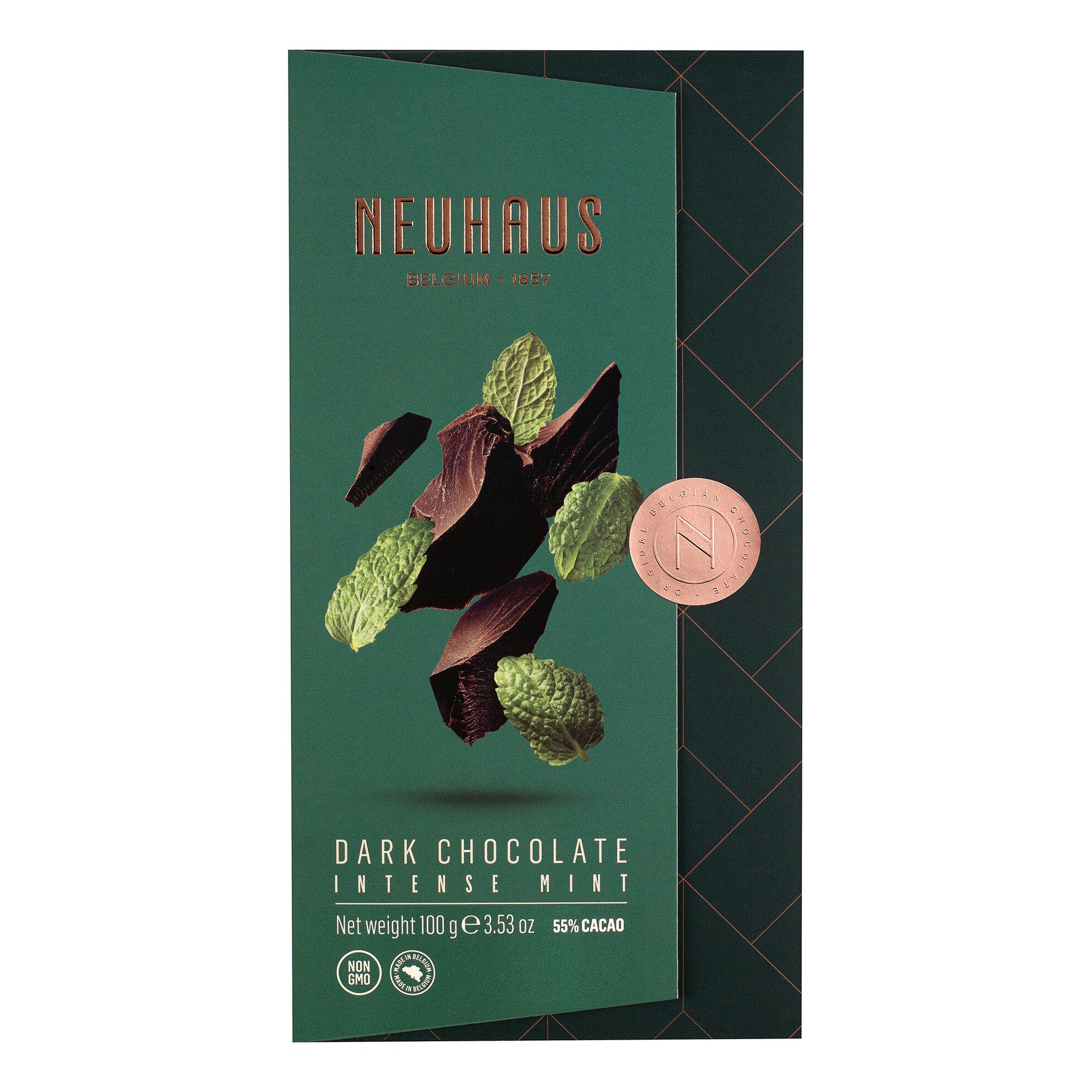 Dark Chocolate Mint Tablet image number 11