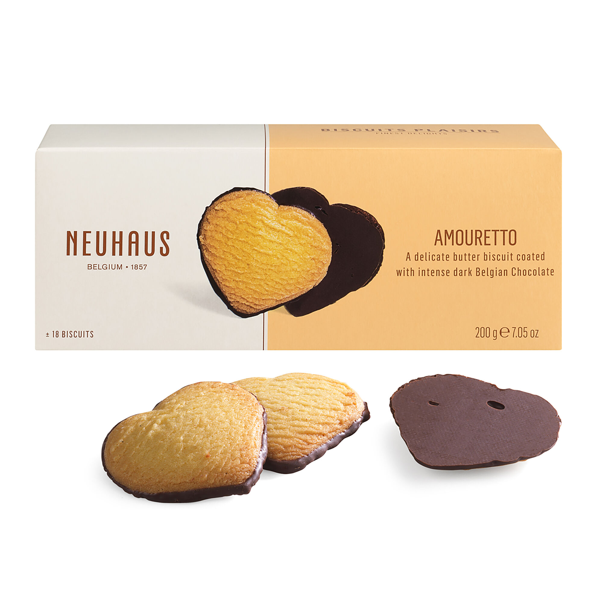 Amouretto Biscuits image number 01