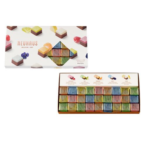 Duo Chocolate BonBons for Sharing 27 pcs image number 01