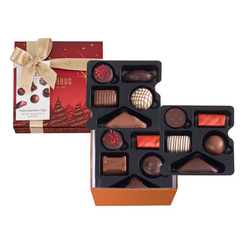 Neuhaus Winter Giftbox Medium image number 01