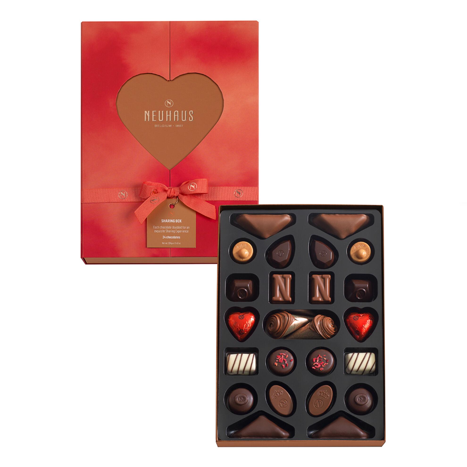 Romantic Sharing Box 24 pcs image number 01