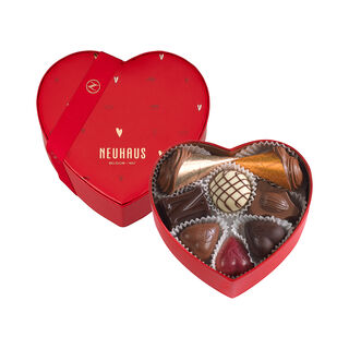 Valentine Chocolate Heart Small - Assorted