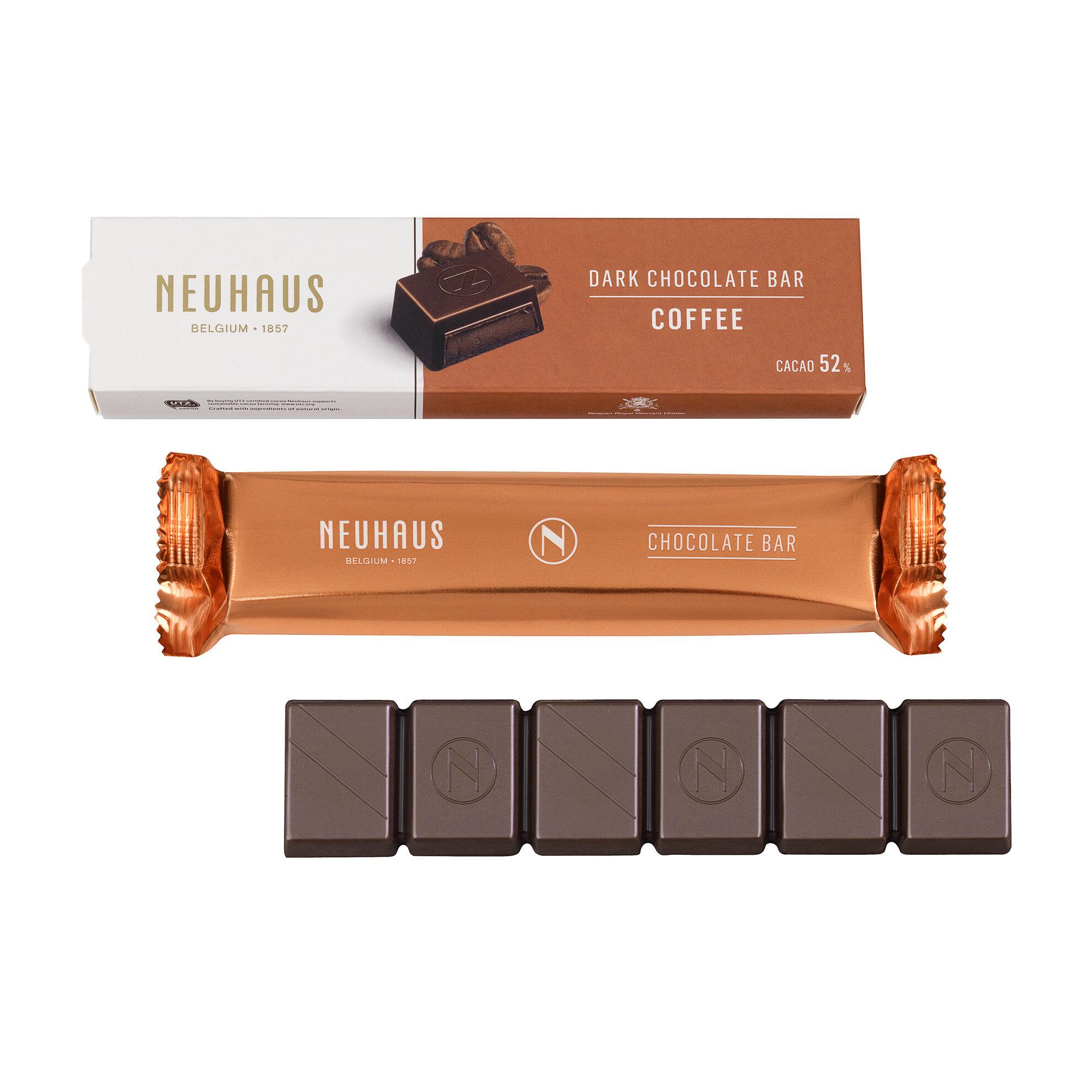 Dark Chocolate Coffee Bar image number 01