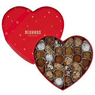 Neuhaus Valentine Chocolate Heart Truffles 27 pcs