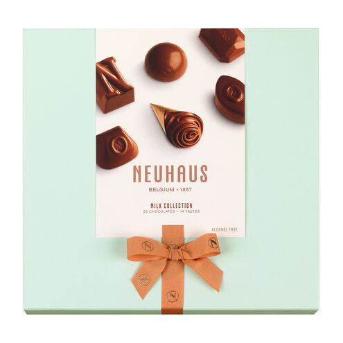 Neuhaus Collection Milk Chocolate Assortment 25 pcs image number 11