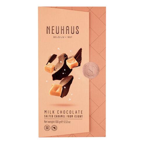 Milk Chocolate Salted Caramel Tablet image number 11