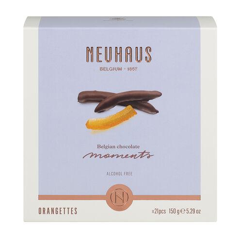 Belgian Chocolate Moments Orangettes 150g image number 11