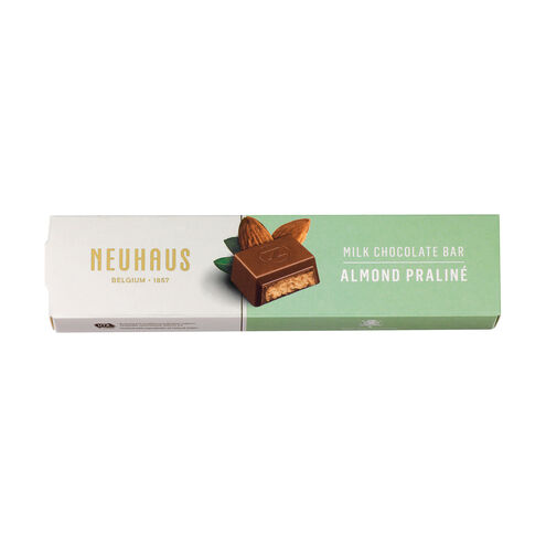 Milk Chocolate Almond Praliné Bar image number 11