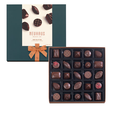 Neuhaus Collection Dark Chococlate Assortment 25 pcs image number 01