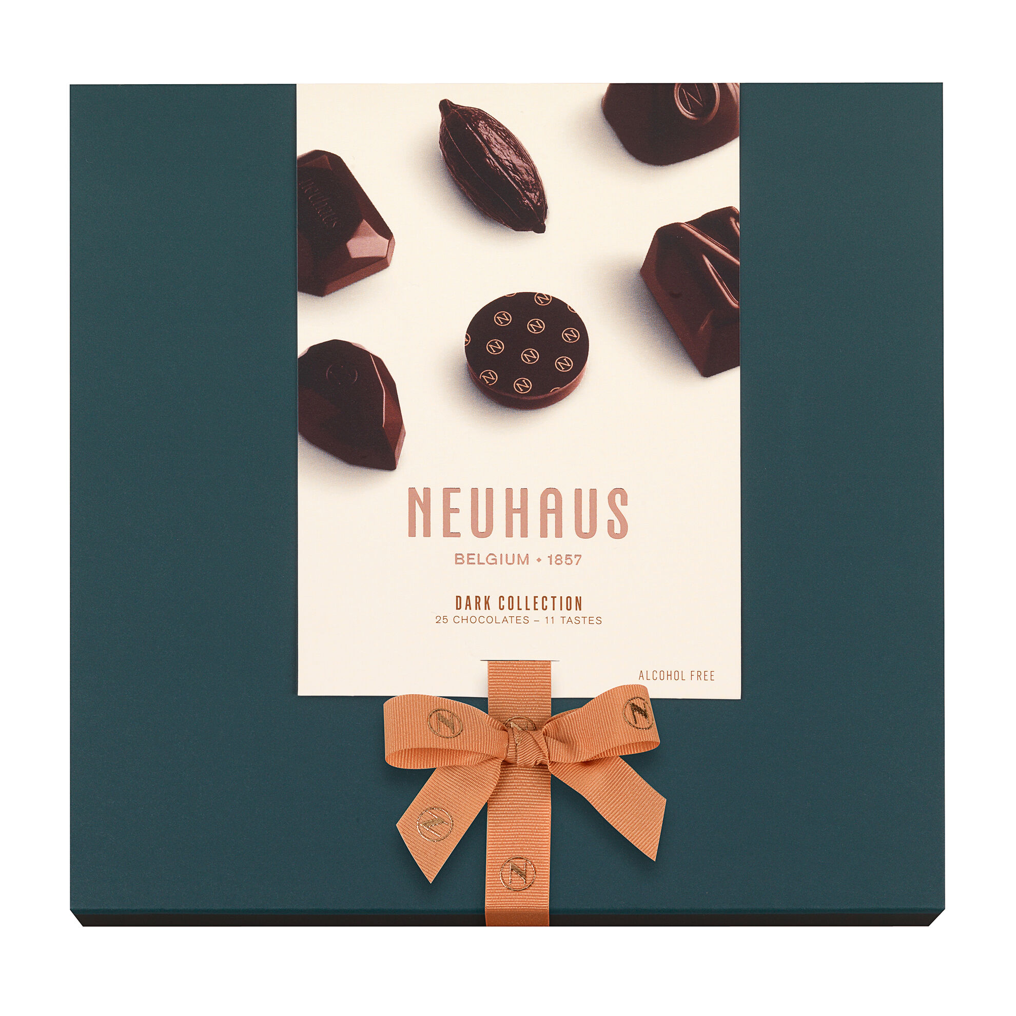 Neuhaus Collection Dark Chococlate Assortment 25 pcs image number 11