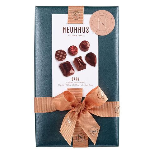 Neuhaus Dark Chocolate Ballotin 20 pcs image number 01